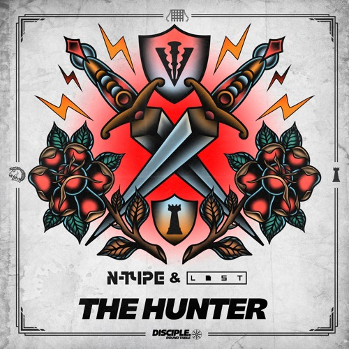 LOST & N-TYPE THE HUNTER/USO'S