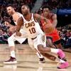 Los Cavaliers de Cleveland y Los Raptors de Toronto el 1 de Deciembre del 2018
