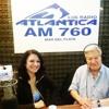 Entrevista con Ricardo Pérez Bastida en LU6 Radio Atlántica