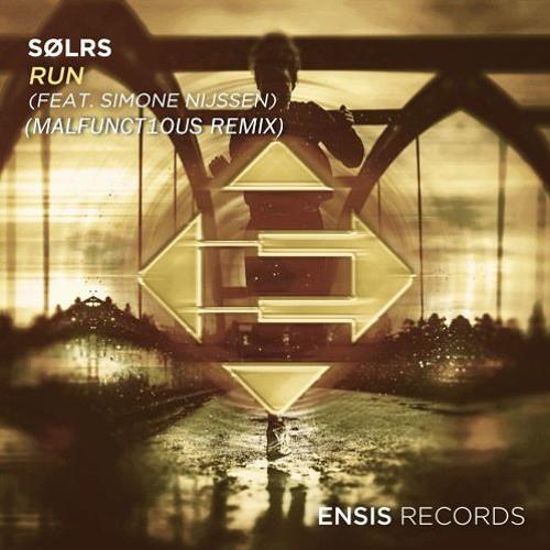 SØLRS Feat. Simone Nijssen - Run (Malfunct1ous Remix)