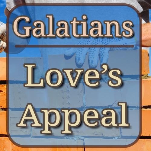 Love's appeal (preacher: Keith Cooper)