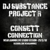 DJ Substance& Project R - Consett Connection - Live Studio Session 29/11/18