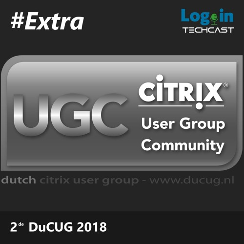 #Extra 09 - TechCast On-Tour: 2e DuCUG 2018