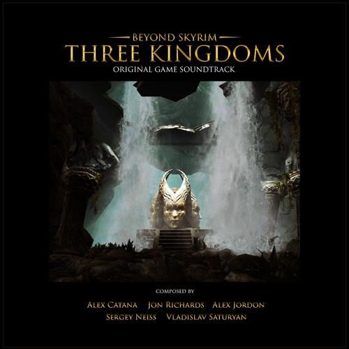 Whispers of Time (Feat. Sarah Ruth Thomas) | Beyond Skyrim - Iliac Bay
