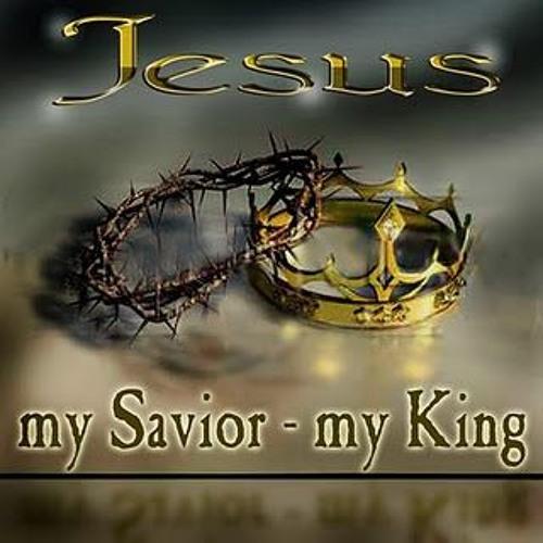 """Message - """"Jesus is King"""" (Luke 19:28–40)"""