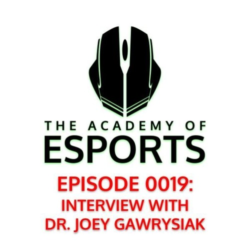 Episode 0019: Interview with Dr. Joey Gawrysiak