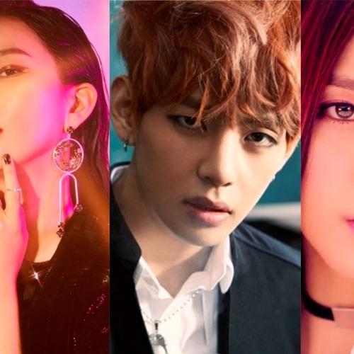 Red Velvet x BTS x BLACKPINK - RBB, Boy In Luv, Boombayah
