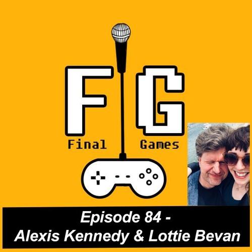 Episode 84 - Alexis Kennedy & Lottie Bevan (Cultist Simulator)