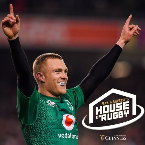 Episode 8 - Keith Earls interview, Munster's team bus and Sene Naoupu on Irish honour