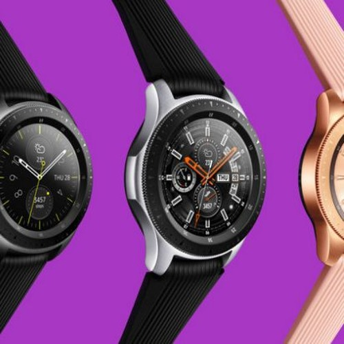 Samsung's Galaxy Watch proves versatile and smart