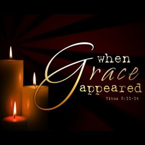 whengraceappeared