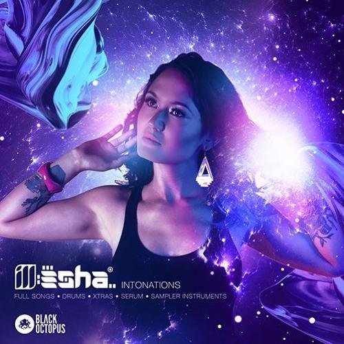 Black Octopus - Ill-Esha Intonations | Vocal Samples