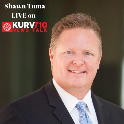 Shawn Tuma LIVE on KURV 710 AM in Edinburg, Texas - Facebook Data and Consumerism