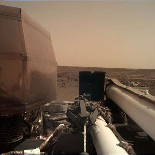 InSight Settles In On Mars