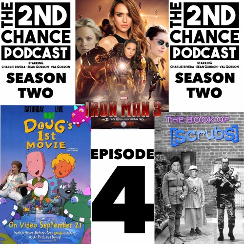 Ep. 204: Iron Heart 3, and dont watch Dougs 1st Movie....Please.