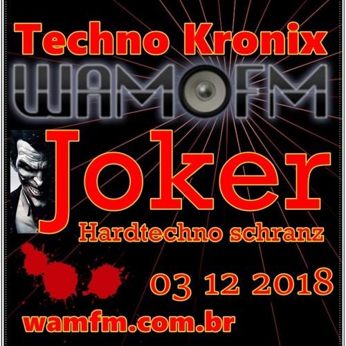 Joker @ HARDTECHNO Mix Session For wamfm.com.br 03 12 2018