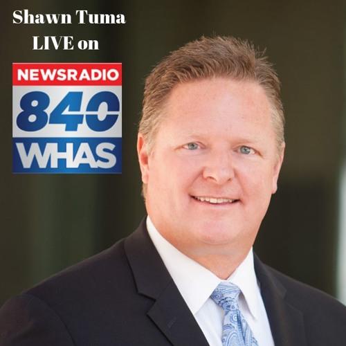 Marriott Hotel Hack - Shawn Tuma LIVE on 840 WHAS in Louisville, Kentucky