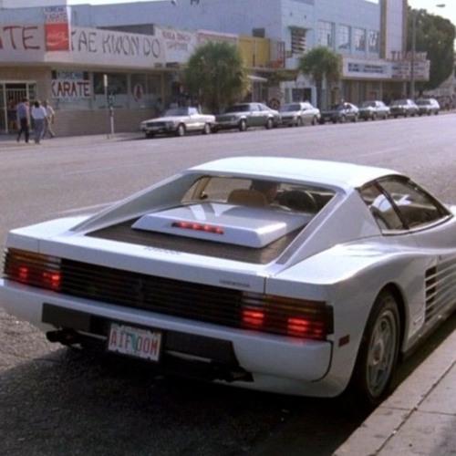 Frank Ocean White Ferrari October In Texas Rendition By Machinesix