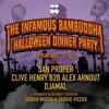 Download Bambuddha's Infamous Halloween Party @ Pacha Ibiza Mp3