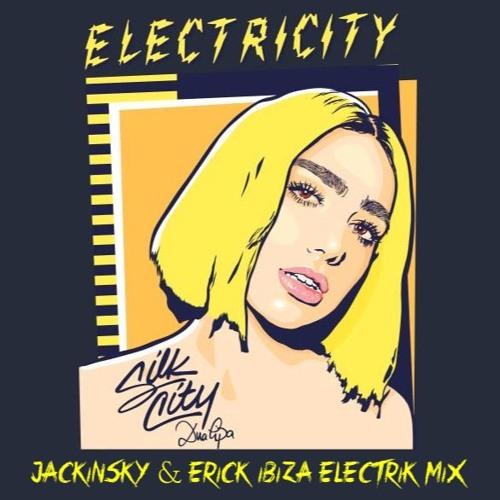 ELECTRICITY (Jackinsky & Erick Ibiza Elektrik Mix) OUT NOW