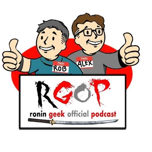 RGOP Episode 24 - Cowboy Bebop Live Action, GOTY, PS Classic Flop?, Red Dead Online, Darksiders 3