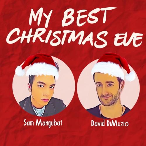My Best Christmas Eve (Taglish Version) - Sam Mangubat - feat. David DiMuzio
