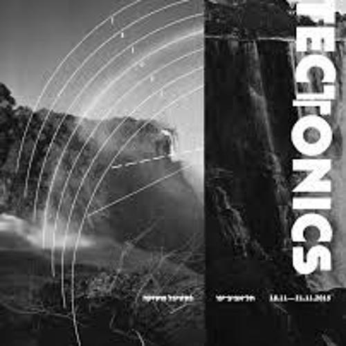 Hans Koch 1 @ Tmuna - Tectonics 2015