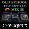 OLD SCHOOL FREESTYLE MIX BY DJ X-SQUIZIT