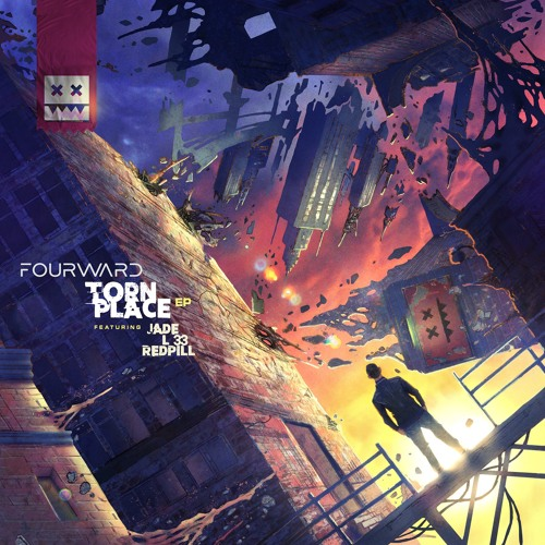 Fourward - Torn Place [EP] 2018