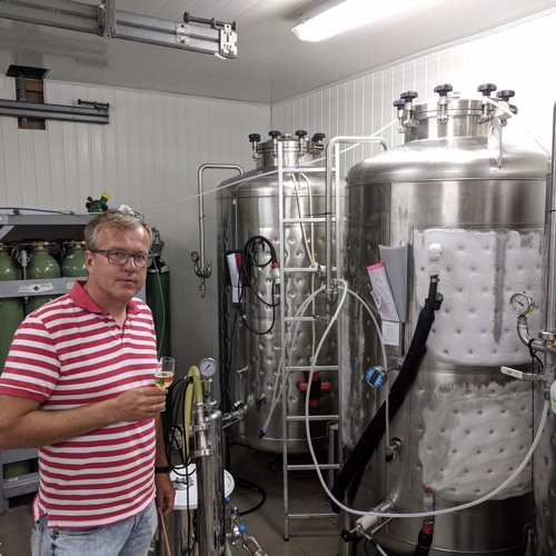 Making wine at 57 degrees north: An interview with Martins Barkans