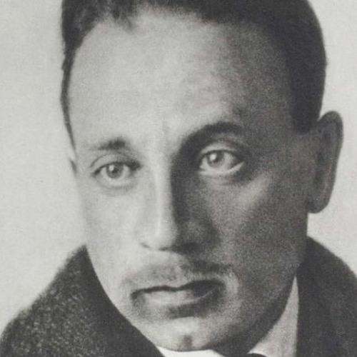Vor Weihnachten 1914 (R. M. Rilke, 1875-1926)