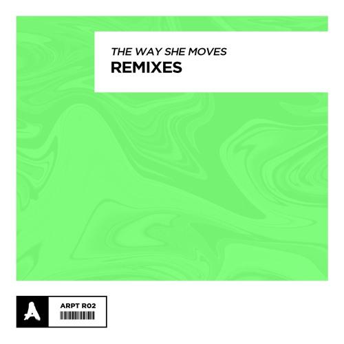 Brixx - The Way She Moves | REMIXES