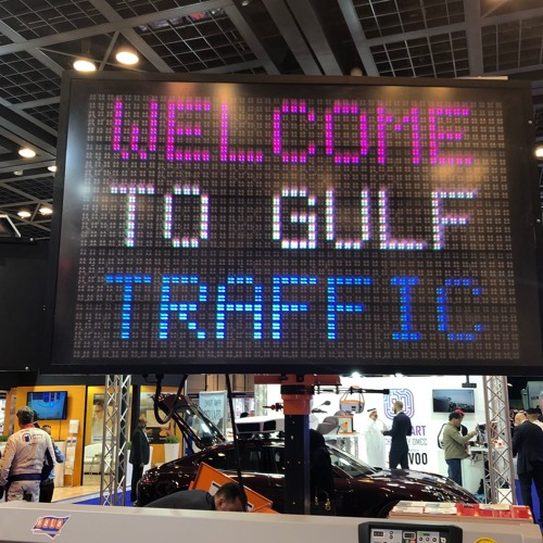 Talking Transport from Gulf Traffic show 1