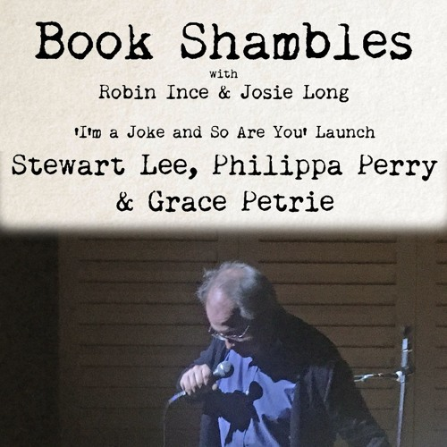 Book Shambles - 'I'm A Joke and So Are You' Launch