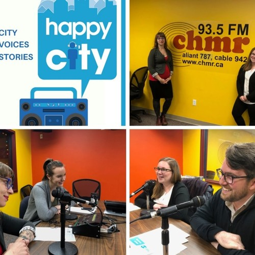 Happy City Radio - Ep. 4 - Living In Community