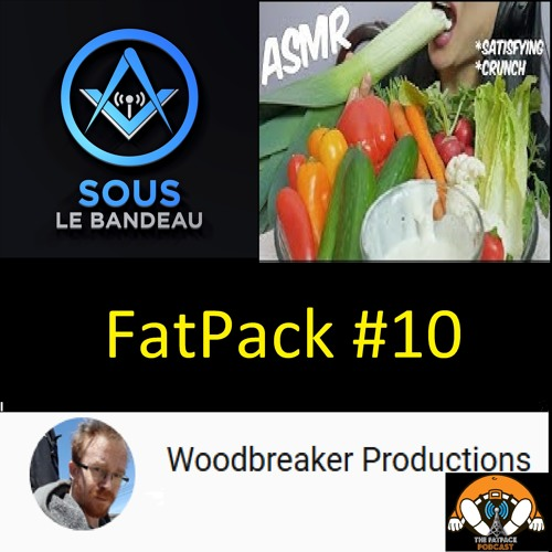 FatPack #10 - Franco et Woodbreaker en studio