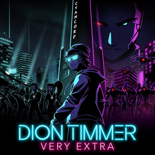 Dion Timmer - Very Extra (Double EP)