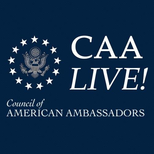 Estonia And Lithuania CAA Mission Report with Ambassadors Aldona Wos and John Maisto