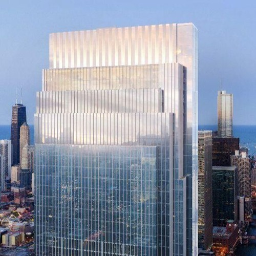 Salesforce Makes Commitment To Chicago Tower Official