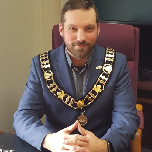 Episode 61 - Mayor Luke Charbonneau
