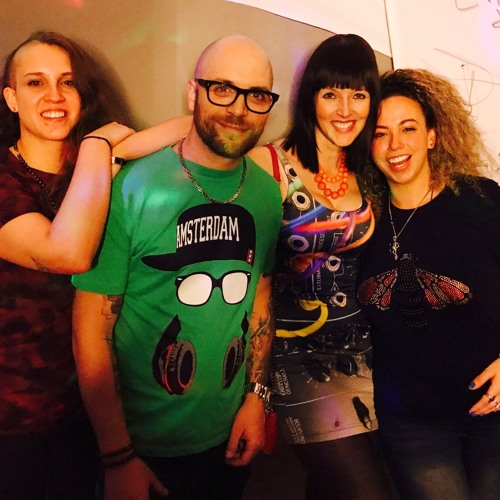 juSt b ~ LIVE @ Melodik Room Montreal <Dec 1 '18>