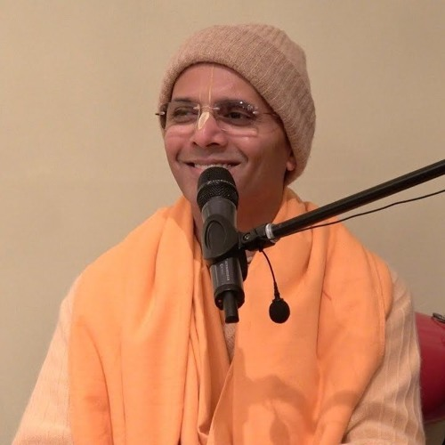 Śrīmad Bhāgavatam class on Wed 5th Dec 2018 by HH Bhakti Rasamrita Swami 4.17.27