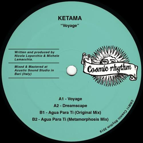"""CRM11 // KETAMA - Voyage 12"""""""
