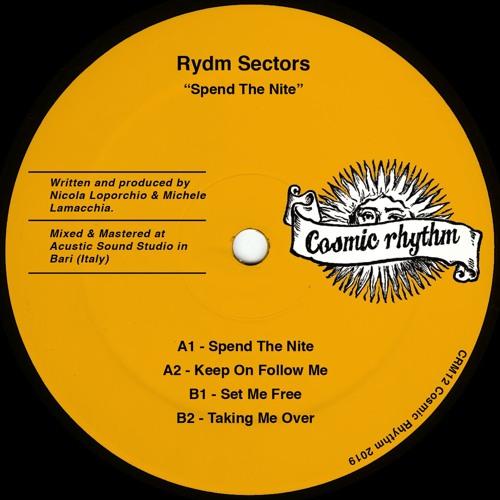 "CRM12 // Rydm Sectors - Spend The Nite  12"""