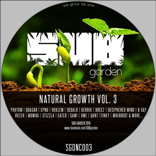 V A  - Natural Growth Vol  3 (SGDNC003) [showreel] - OUT NOW on