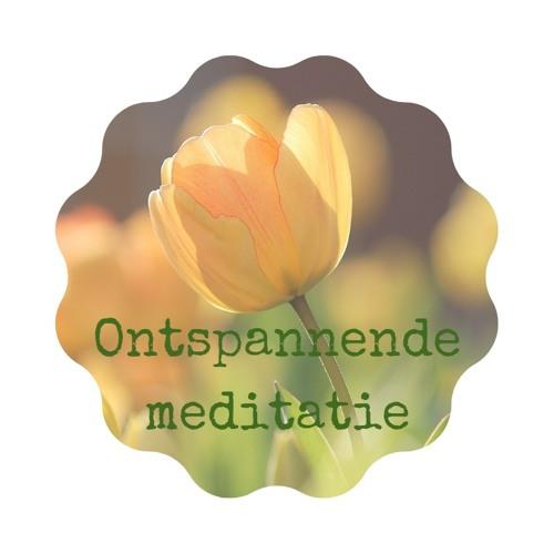Ontspannende meditatie