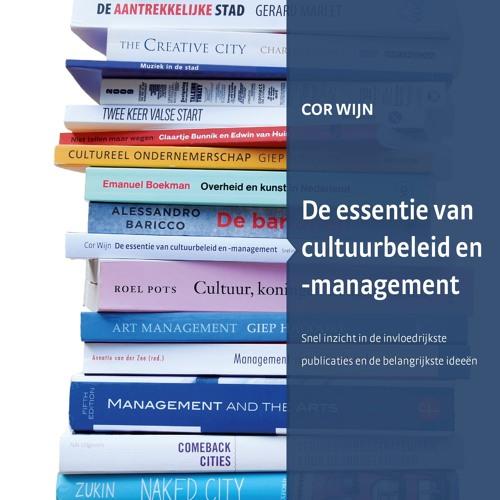 VOC podcast #1: In gesprek met Cor Wijn over cultuurbeleid en cultuurmanagement
