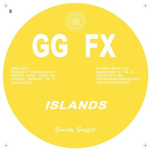 Riccardo Schirò / GG FX - Sine Phase / Islands [GRA011]