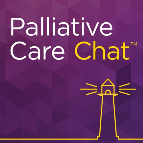 Palliative Care Chat - Episode 18 - Conversation With Barbara Karnes - The Little Blue Book Lady!