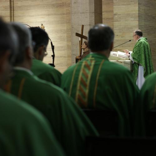 Homilía del P. Emilio Diaz-Torre, L.C. Asamblea general extraordinaria del RC 5 de diciembre